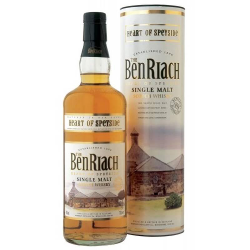 BenRiach, tube (0,7 л) BenRiach