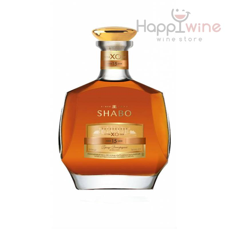 SHABO X.O 15 років ( 0,7л ) ООО ПТК Шабо