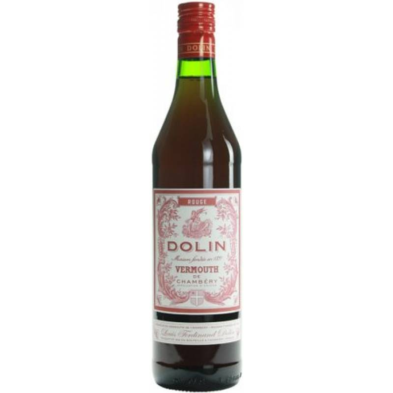 Dolin Rouge (0,75 л) Maison Dolin and Cie