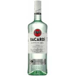 Bacardi Carta Blanca - 1 л