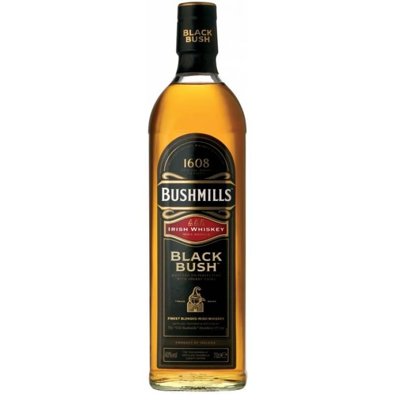 Bushmills Black Bush ( 0,7л ) Old Bushmills Distillery - АРХИВ!!!