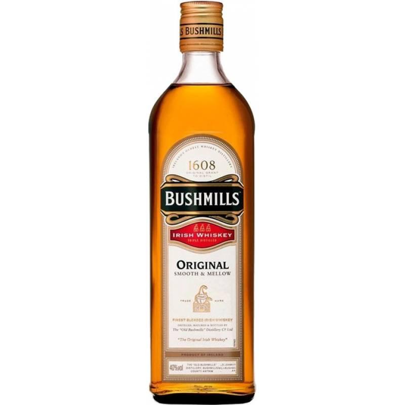 Bushmills Original ( 0,7л ) Old Bushmills Distillery - АРХИВ!!!