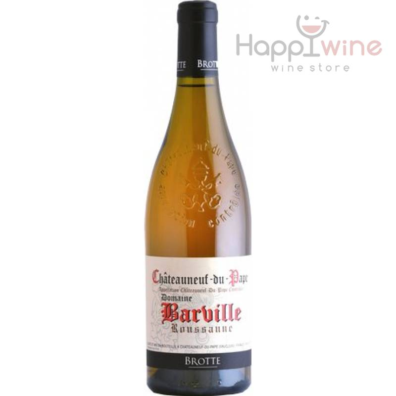Brotte Chateauneuf-du-Pape, 2014 (0,75 л) Brotte - АРХИВ!!!