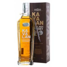 Kavalan Single Malt, gift box - 0,7 л