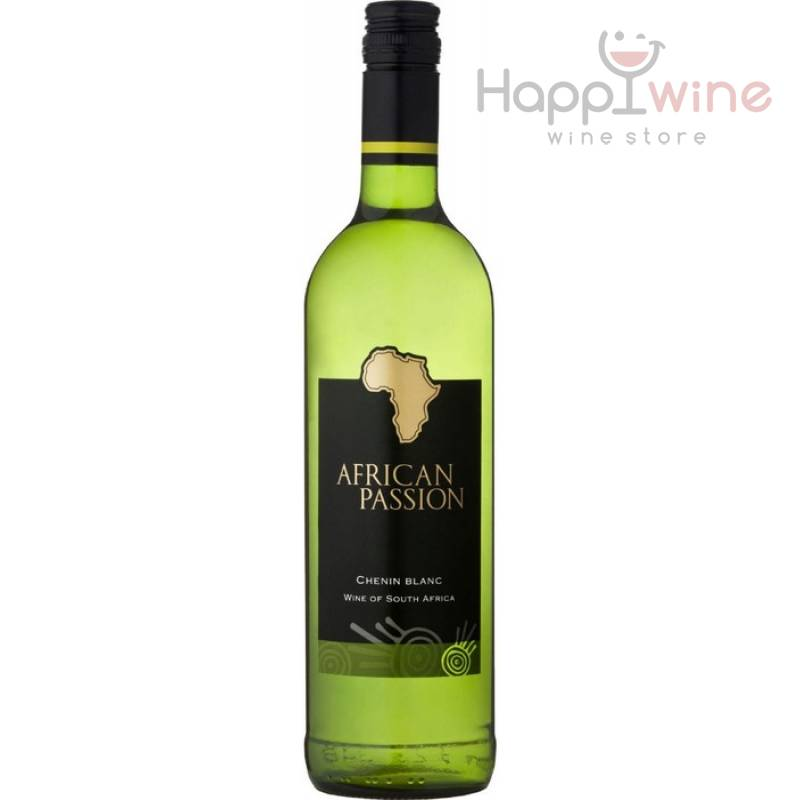 African Passion Chenin Blanc ( African Passion Шенин Блан ) 0,75 л Golden Kaan