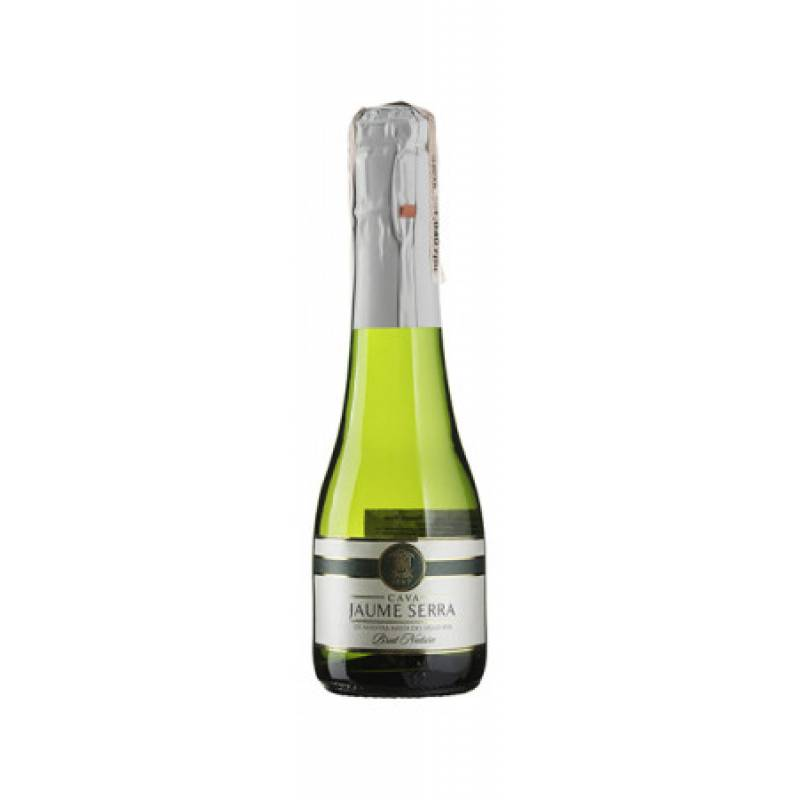 Cava Jaume Serra Brut Nature - 0,2 л Garcia Carrion