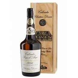Calvados Selection Coeur de Lion 1986. в деревянной коробке (0,7 л)