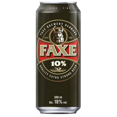 Faxe 10,0% ж/б ( 0,5л )