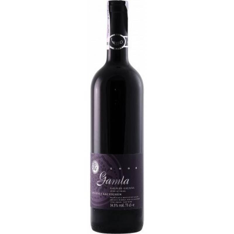 Cabernet Sauvignon Gamla - 0,75 л Golan Heights Winery