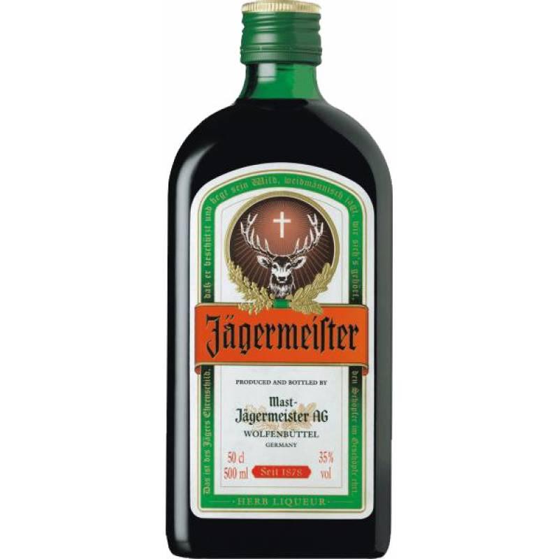 Jagermeister ( 0,5л ) Mast-Jägermeister SE