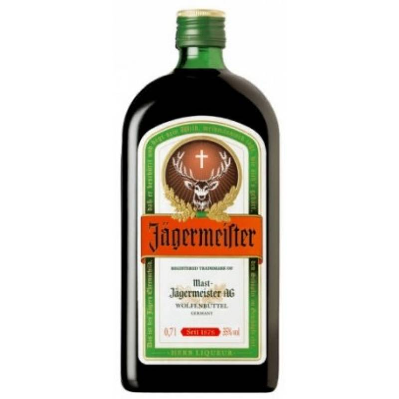 Jagermeister ( 0,7л ) Mast-Jägermeister SE