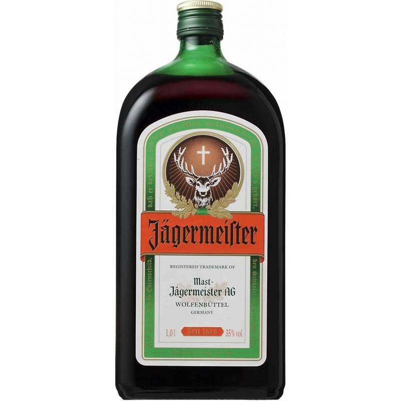 Jagermeister ( 1,0л ) Mast-Jägermeister SE
