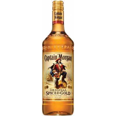 Captain Morgan Spiced Gold (1,0л )