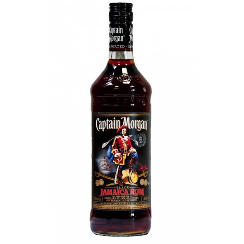 Captain Morgan Jamaica ( 0,7л ) Diageo (Диаджео)
