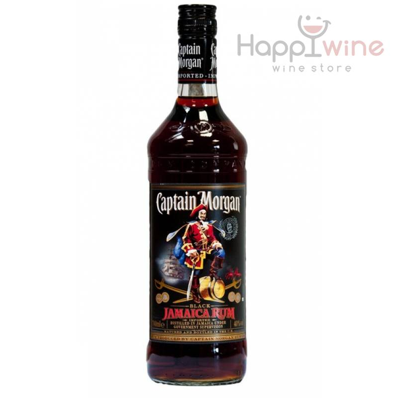 Captain Morgan Jamaica ( 1,0л ) Diageo (Диаджео) - АРХИВ!!!