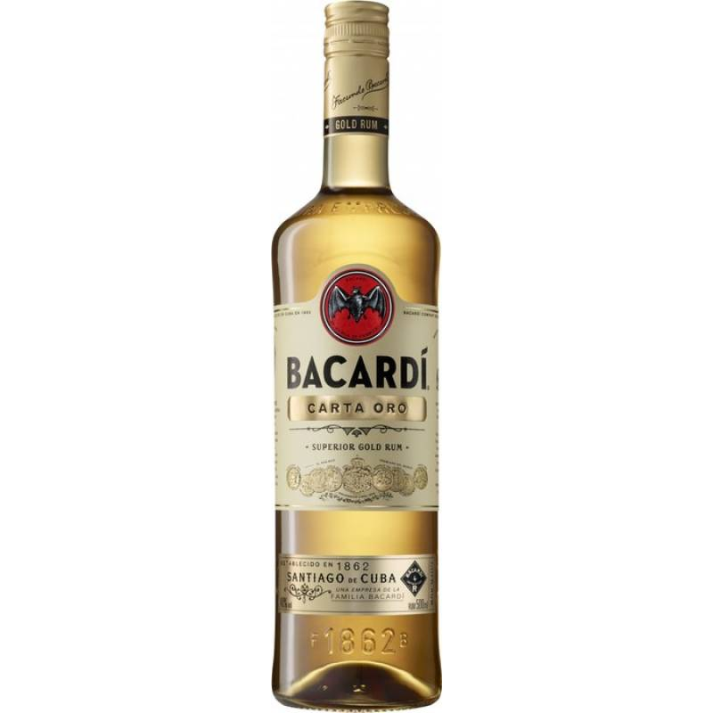 Bacardi Carta Oro ( 0,5л ) Bacardi Limited