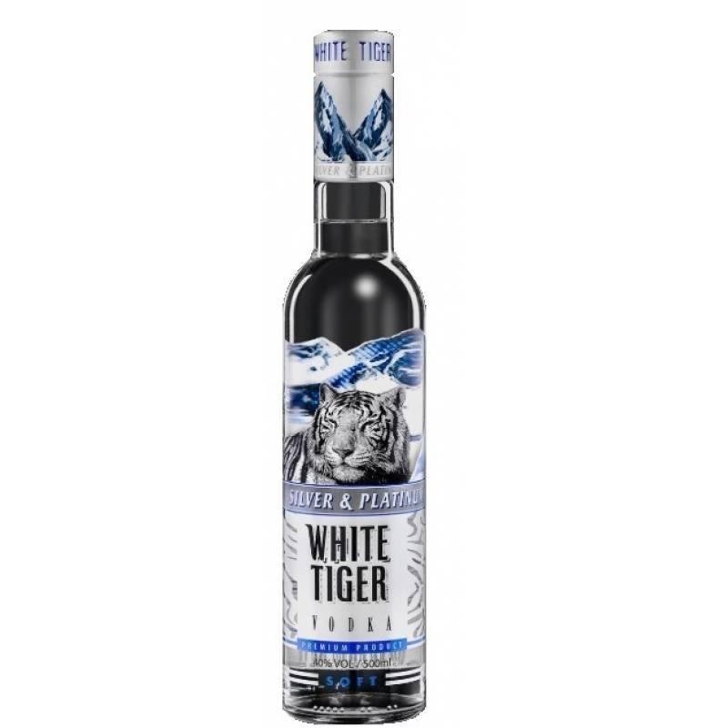 White Tiger Soft - 0,5 л  ЗАО Люботинский завод