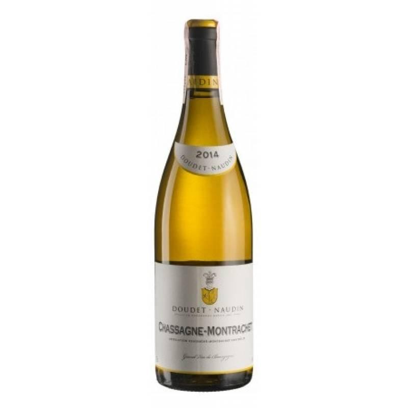 Chassagne-Montrachet 2014 - 0,75 л Doudet Naudin
