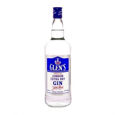 Glen's Gin ( Джин Glen's 1л )