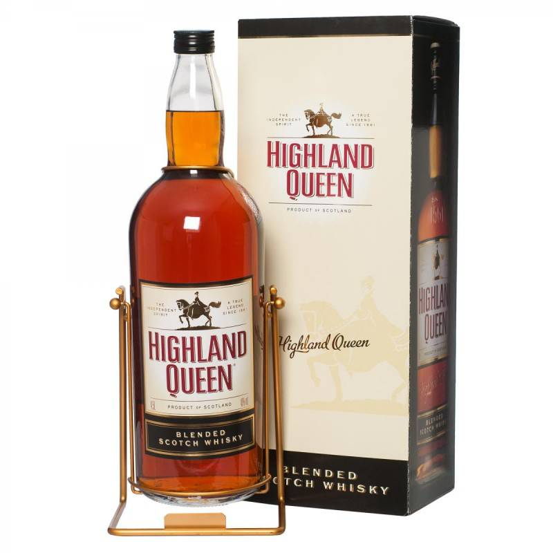 Highland Queen под.кор - 4,5 л The Glenmorangie Distillery Company Ltd