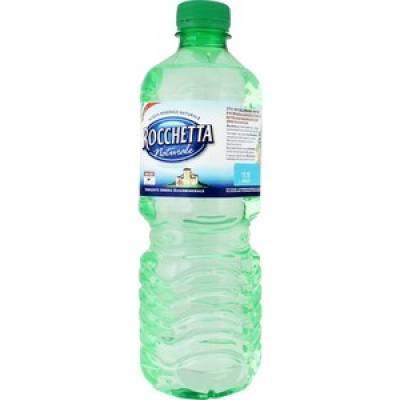 Rocchetta Naturale негазированная пэт ( 0,5л)