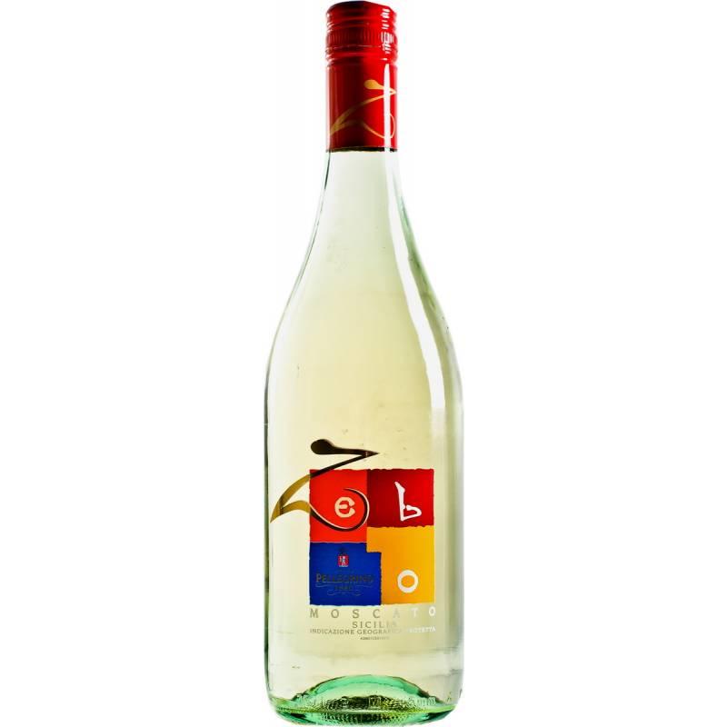 Zebo Moscato - 0,75 л Cantine Pellegrino