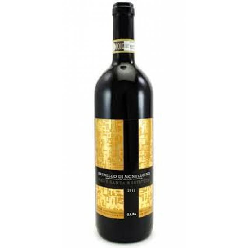 Brunello di Montalcino 2012 - 0,75 л Gaja - АРХИВ!!!