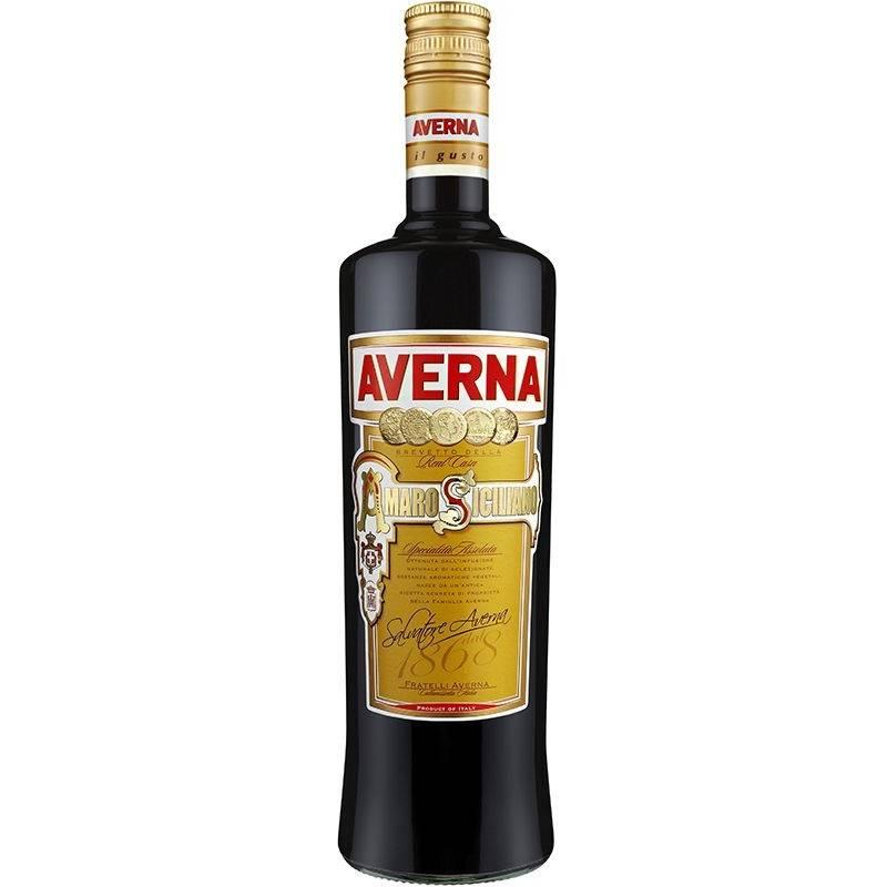 Averna Amaro ( 1л ) Fratelli Averna