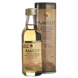 Amrut Peated Cask Strength - 0,05 л