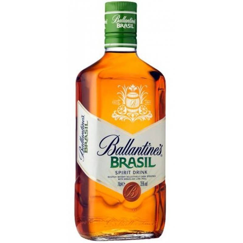 Ballantine's Brasil ( 0,7л ) George Ballantine & Son Ltd