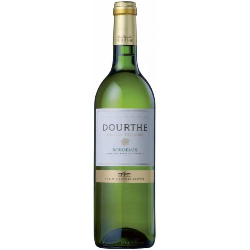 Dourthe Grands Terroirs Bordeaux Blanc ( 0,75л ) Dourthe - АРХИВ!!!