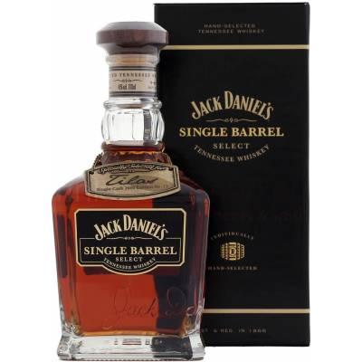 Jack Daniel's Single Barrel, в коробке - 0,7 л