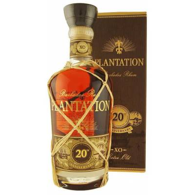 Ferrand Plantation Anniversary  20 years gift box - 0.7 л