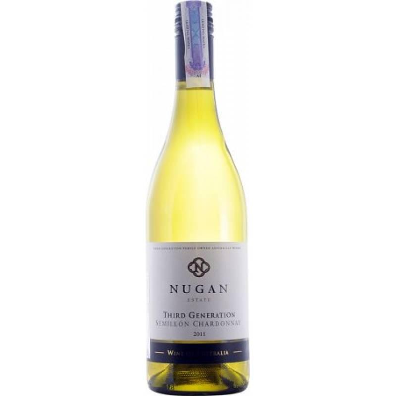 Semillon Chardonnay Third Generation 0,75 л Nugan Estate