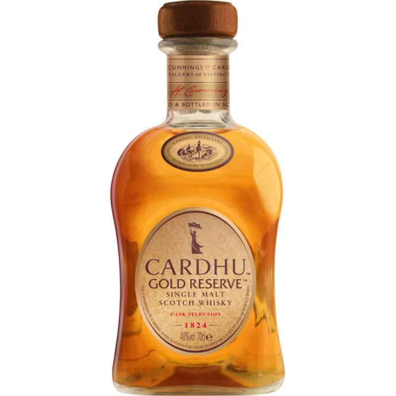 Cardhu Gold Reserve ( 0,7л ) Diageo (Диаджео) - АРХИВ!!!