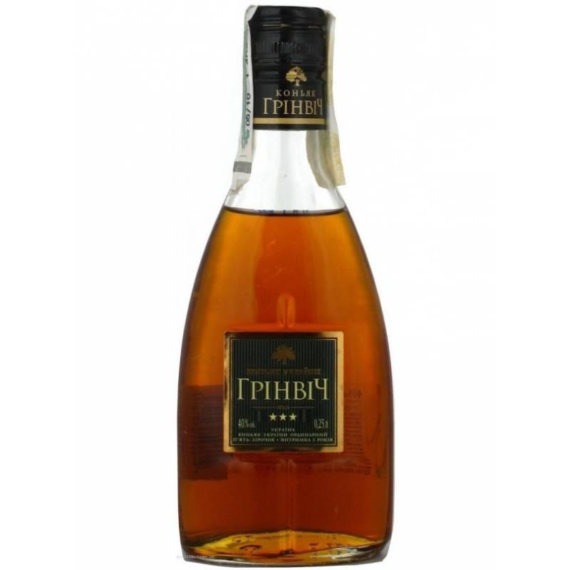 Гринвич 3* ( 0,25 л) Galicia Distillery(Галиция Дистилери)
