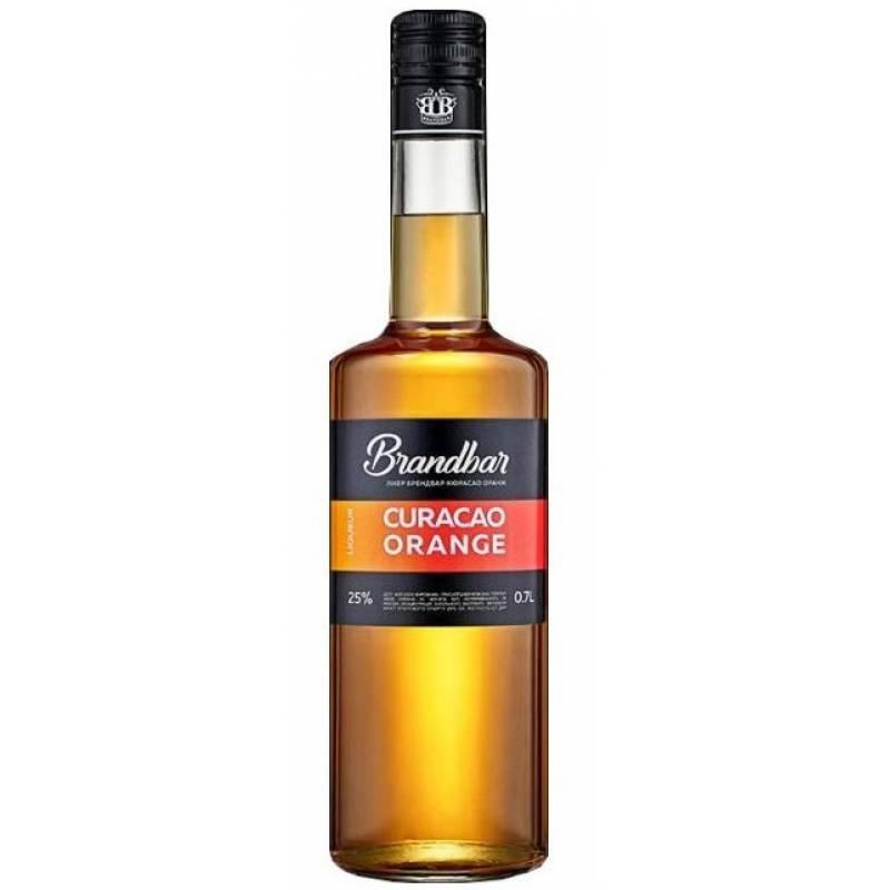 Brandbar Кюрасао Оранж - 0,7 л Brandbar