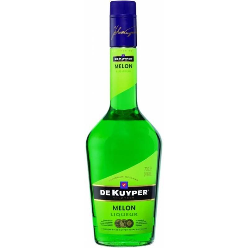De Kuyper Melon ( дыня ) ( 0,7л ) De Kuyper Royal Distillers - АРХИВ!!!