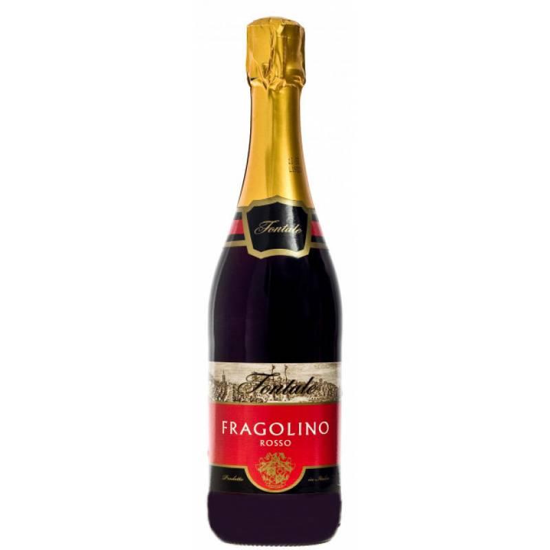 Fontale Fragolino красное ( 0,75л )