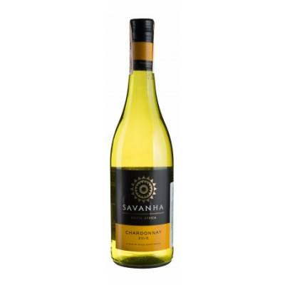 Chardonnay Savanha - 0,75 л