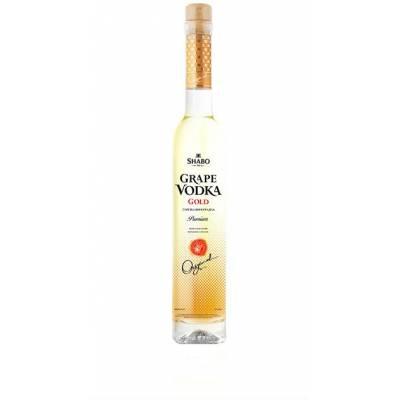 SHABO Grape Vodka GOLD ( 0,375л )