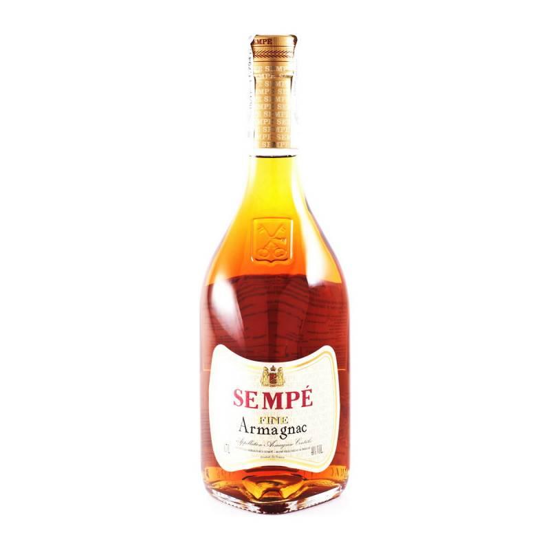 Armagnac Sempe VS - 0.7 л Sempe - АРХИВ!!!