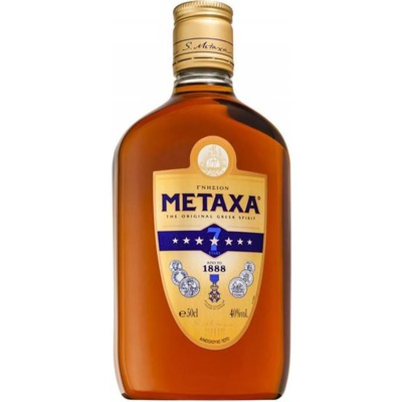 Metaxa 7* ( 0,5л ) Rémy Cointreau Group