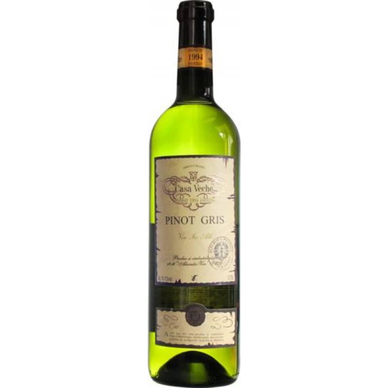 Pinot Gris Casa Veche 0.75л ALIANTA-VIN