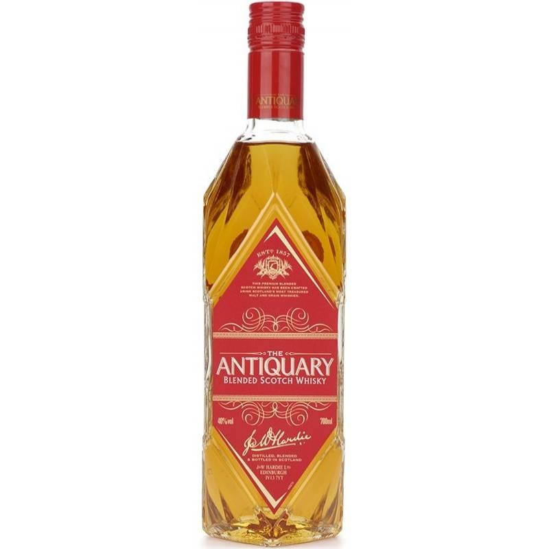 Antiquary Red в кор. - 0.7 л  Tomatin Distillery