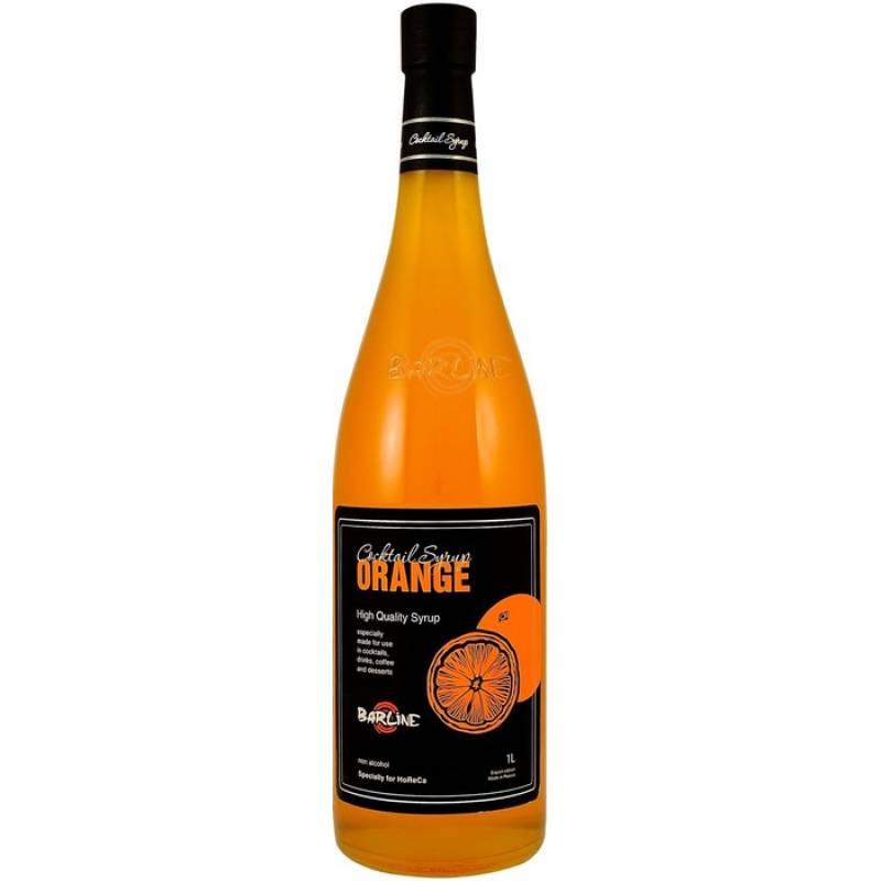 Barline Orange ( апельсин) 1,0л  ООО Свит Лайф - АРХИВ!!!
