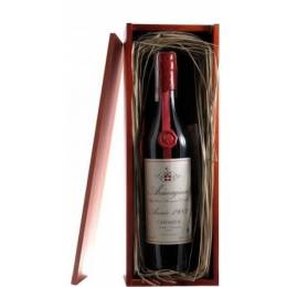 Armagnac Castarede, wooden box, 1982 - 0,7 л