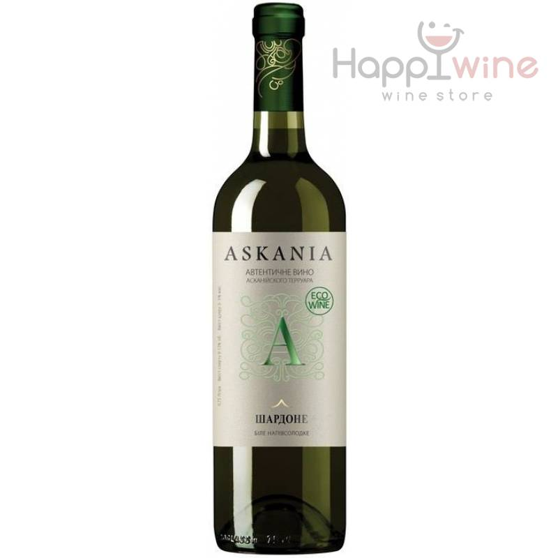 Askania Chardonnay - 0,75 л Таврия - АРХИВ!!!