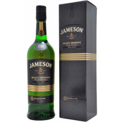 Jameson Select Reserve в коробке ( 0,7л )