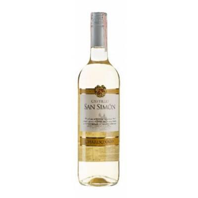 Castillo San Simon Chardonnay - 0,75 л